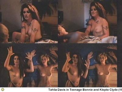 Davis nackt Tahlia  All Tahlia