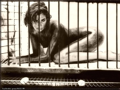 nackt Bordihn Tina Die 50