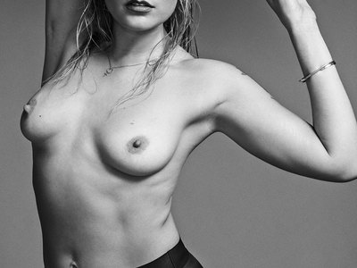 Tove Lo topless and sexy