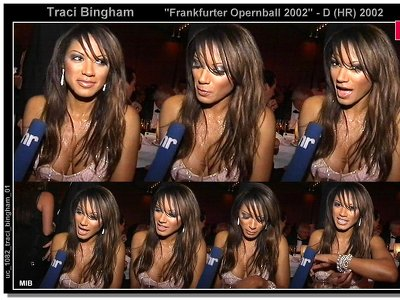 Traci Bingham Pictures