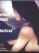 Nackt  Corinna Tsopei Bio: Corinna