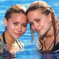 Sexy pics with Olsen Twins