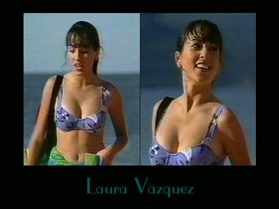 Nackt  Laura Vazquez Home and